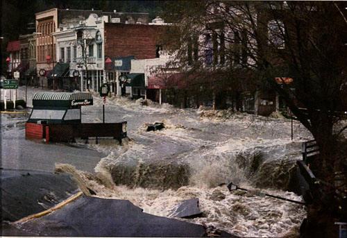 Ashland Creek Flood